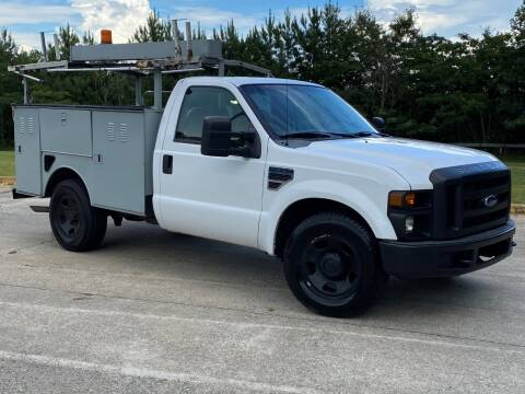 2008 Ford F-350 Super Duty for sale at Selective Cars & Trucks in Woodstock GA