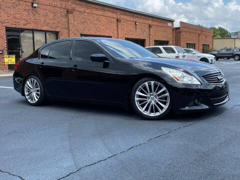 2011 Infiniti G37 Sedan for sale at Selective Cars & Trucks in Woodstock GA