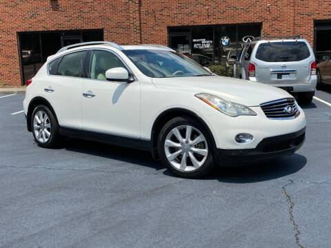 2011 Infiniti EX35 for sale at Selective Cars & Trucks - Selective Imports 2 in Woodstock GA