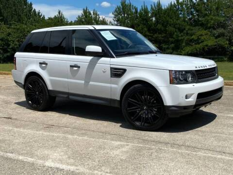 2011 Land Rover Range Rover Sport for sale at Selective Cars & Trucks in Woodstock GA