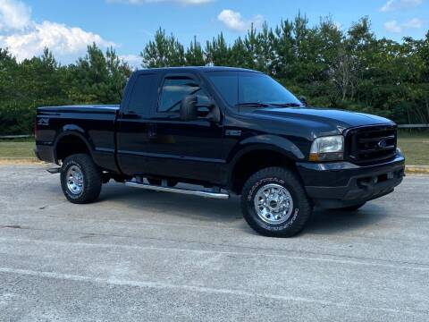 2002 Ford F-350 Super Duty for sale at Selective Cars & Trucks in Woodstock GA