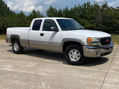 2003 GMC Sierra 1500 for sale at Selective Cars & Trucks in Woodstock GA