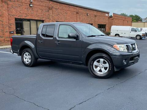 2012 Nissan Frontier for sale at Selective Cars & Trucks in Woodstock GA