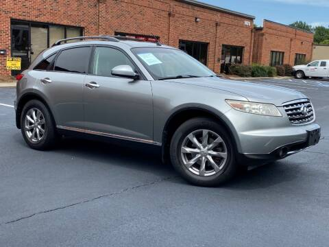 2008 Infiniti FX35 for sale at Selective Cars & Trucks - Selective Imports 2 in Woodstock GA