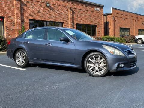 2010 Infiniti G37 Sedan for sale at Selective Cars & Trucks in Woodstock GA