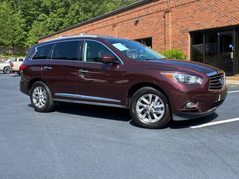 2013 Infiniti JX35 for sale at Selective Cars & Trucks - Selective Imports 2 in Woodstock GA