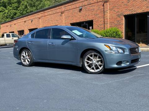 2011 Nissan Maxima for sale at Selective Cars & Trucks - Selective Imports 2 in Woodstock GA
