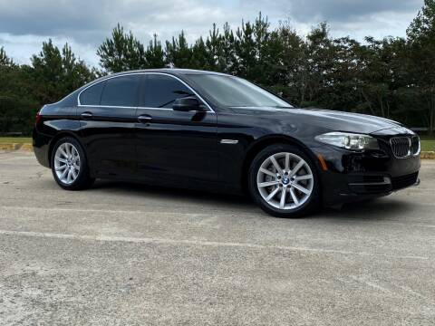 2014 BMW 5 Series for sale at Selective Cars & Trucks in Woodstock GA