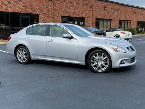 2012 Infiniti G37 Sedan for sale at Selective Cars & Trucks - Selective Imports 2 in Woodstock GA