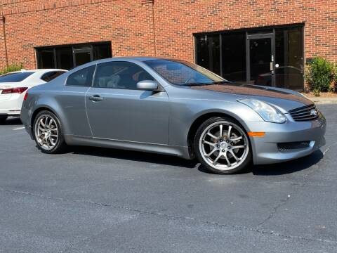 2007 Infiniti G35 for sale at Selective Cars & Trucks - Selective Imports 2 in Woodstock GA