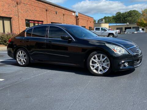 2011 Infiniti G37 Sedan for sale at Selective Cars & Trucks - Selective Imports 2 in Woodstock GA