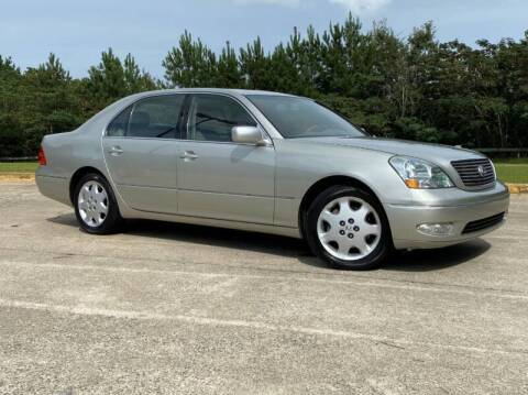 2001 Lexus LS 430 for sale at Selective Cars & Trucks in Woodstock GA