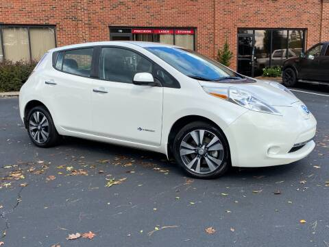 2015 Nissan LEAF for sale at Selective Cars & Trucks in Woodstock GA