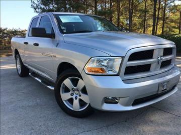 2012 RAM Ram Pickup 1500 for sale at Selective Cars - Second Lot in Woodstock GA