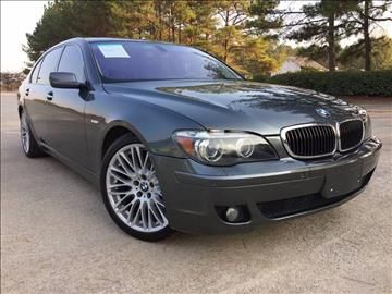 2008 BMW 7 Series for sale at Selective Cars - Second Lot in Woodstock GA