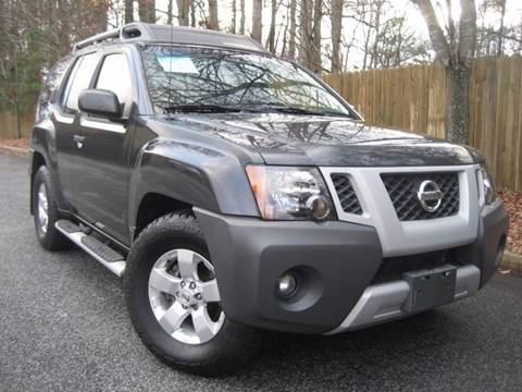 2010 Nissan Xterra for sale in Woodstock, GA