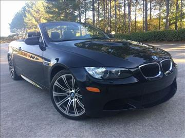 2011 BMW M3 for sale at Selective Cars - Second Lot in Woodstock GA