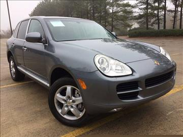 2005 Porsche Cayenne for sale at Selective Cars - Second Lot in Woodstock GA