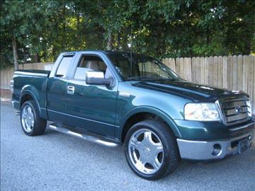 2007 Ford F-150 for sale in Woodstock, GA