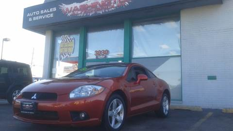 2009 Mitsubishi Eclipse for sale in Waukegan, IL