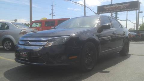 2010 Ford Fusion for sale in Waukegan, IL