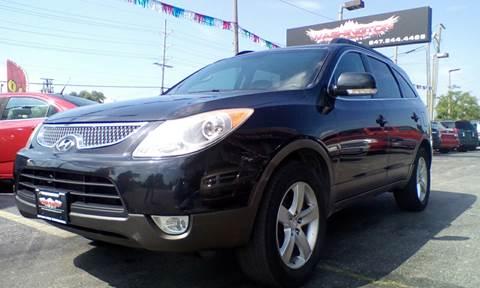 2007 Hyundai Veracruz for sale in Waukegan, IL