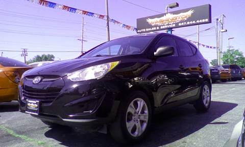 2012 Hyundai Tucson for sale in Waukegan, IL