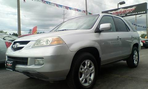 2005 Acura MDX for sale in Waukegan, IL