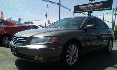 2007 Hyundai Azera for sale in Waukegan, IL