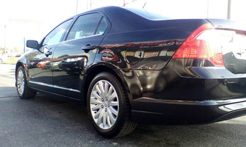 2010 Ford Fusion Hybrid for sale in Waukegan, IL