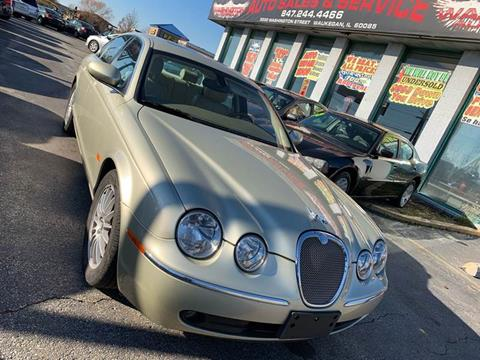 2006 Jaguar S-Type for sale at Washington Auto Group in Waukegan IL