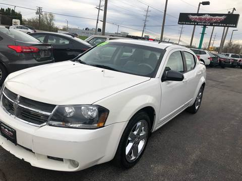 2008 Dodge Avenger for sale at Washington Auto Group in Waukegan IL