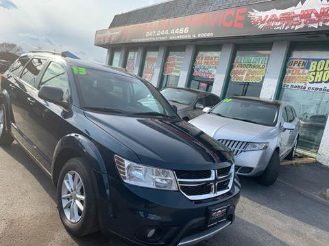 2013 Dodge Journey for sale at Washington Auto Group in Waukegan IL