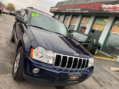2005 Jeep Grand Cherokee for sale in Waukegan, IL
