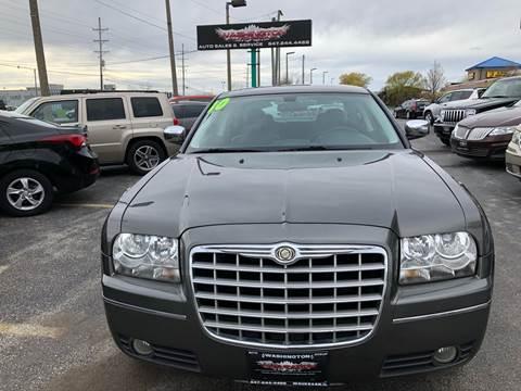 2010 Chrysler 300 for sale at Washington Auto Group in Waukegan IL