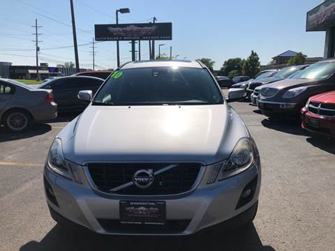 2010 Volvo XC60 for sale at Washington Auto Group in Waukegan IL