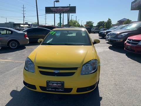 2007 Chevrolet Cobalt for sale at Washington Auto Group in Waukegan IL