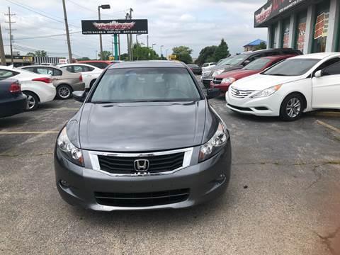 2010 Honda Accord for sale in Waukegan, IL