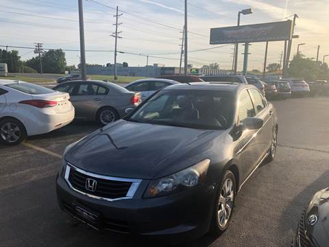2008 Honda Accord for sale at Washington Auto Group in Waukegan IL