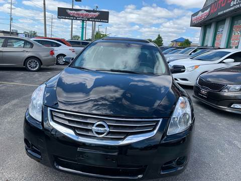 2011 Nissan Altima for sale at Washington Auto Group in Waukegan IL