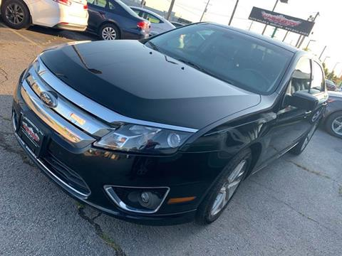 2012 Ford Fusion for sale in Waukegan, IL