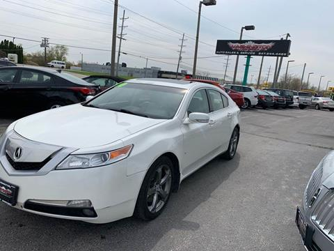 2010 Acura TL for sale at Washington Auto Group in Waukegan IL