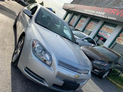 2012 Chevrolet Malibu for sale at Washington Auto Group in Waukegan IL