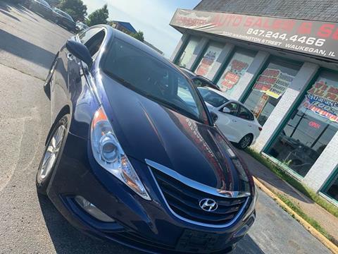 2013 Hyundai Sonata for sale in Waukegan, IL