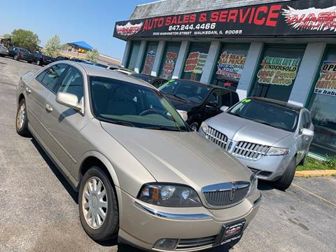 Car Dealerships In Sumter Sc >> 2004 Lincoln Ls For Sale In Waukegan Il
