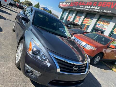 2013 Nissan Altima for sale in Waukegan, IL