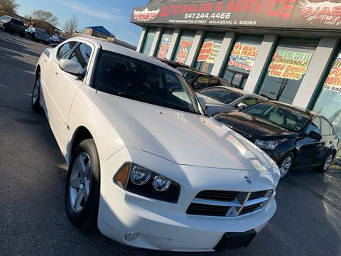 2010 Dodge Charger for sale at Washington Auto Group in Waukegan IL