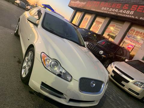 2009 Jaguar XF for sale at Washington Auto Group in Waukegan IL