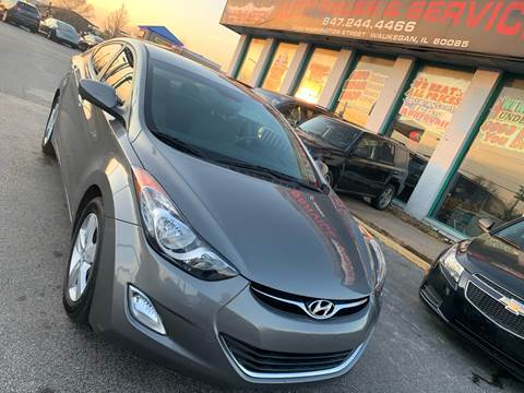 2013 Hyundai Elantra for sale in Waukegan, IL