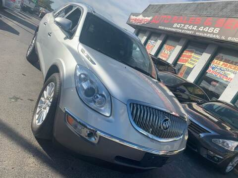 2011 Buick Enclave for sale at Washington Auto Group in Waukegan IL